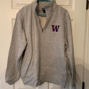 Tops - Washington 1/4 Zip